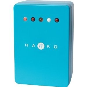 Invento 50128010 - HAKO-Box, blau, Strategie-und Denksportspiel