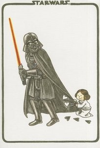 Vader's Little Princess Flexi Journal