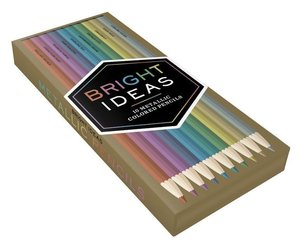Bright Ideas: Metallic Colored Pencils