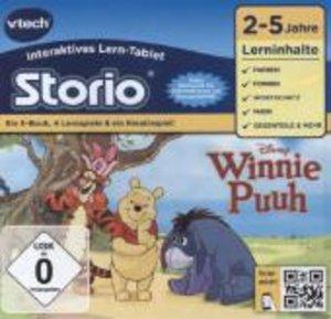 Vtech 80-233104 - Storio 2 Lernspiel, Winnie Puuh