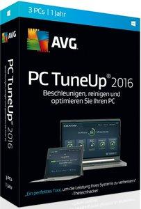 AVG TuneUp 2016 (3 PC)