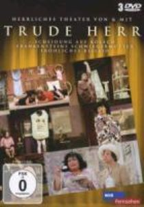 Herrliches Theater von und mit Trude Herr