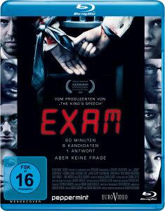 Exam (Blu-ray)