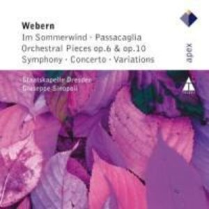 Works For Orchestra(Im Sommerwind/Passacaglia/Conc