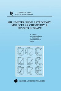 Millimeter-Wave Astronomy: Molecular Chemistry & Physics in Spac