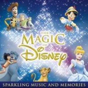 The Magic Of Disney (2-CD Original Version)