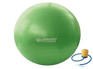 Schildkröt Fitness Gymnastik Ball, grün