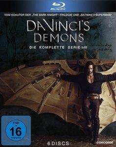 Da Vinci\'s Demons - Die komplette Serie