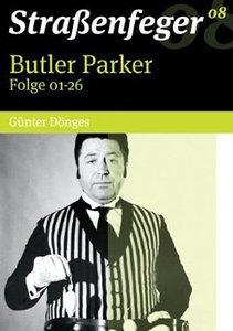 Straßenfeger 08 - Butler Parker