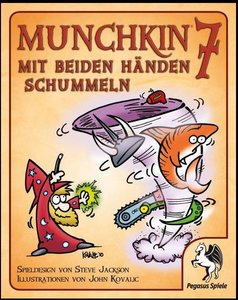 Munchkin 7: Beide Hände schum.