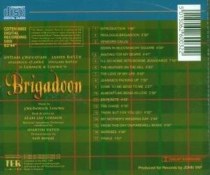 Brigadoon (Highlights)