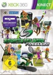 Sports Island Freedom (KINECT)