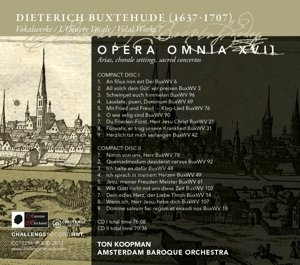Opera Omnia XVII-Vocal music vol.7