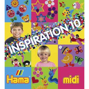 Hama 399-10 - Vorlagenheft: Inspiration Heft Nr. 10