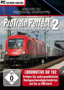 Pro Train Perfect 2 - Lokomotive BR 182