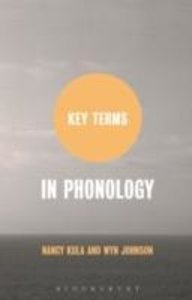 Key Terms in Phonology