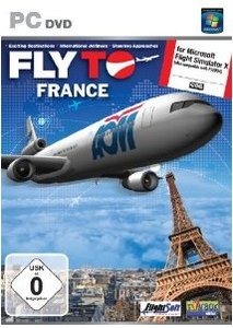 Flight Simulator X - Fly To France