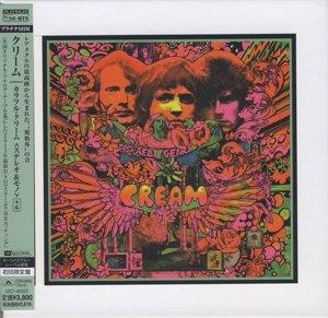 Disraeli Gears-Platinum SHM CD
