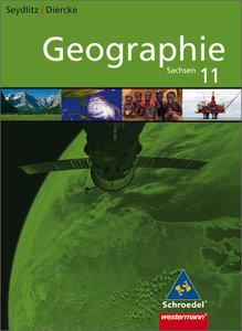Oberstufe Geographie 11. Schülerband. Sachsen