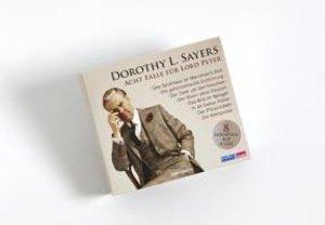 Sayers, D: Acht Fälle für Lord Peter/8 CDS