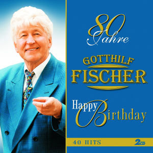 80 Jahre-Happy Birthday