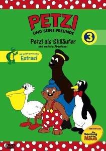 3-Petzi Als Skiläufer+Weitere Abenteuer