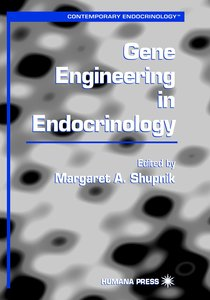 Gene Engineering in Endocrinology