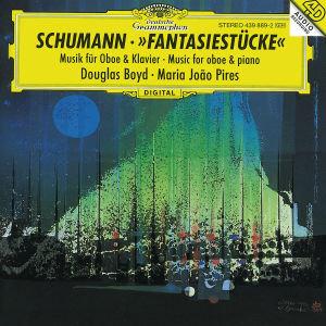 Fantasiestücke F.Oboe+Klavier