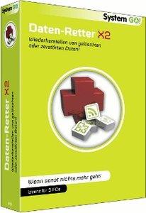 System Go! Daten-Retter X2