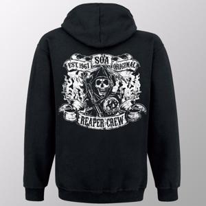 Reaper Crew (Zipper XL/Black) - zum Schließen ins Bild klicken