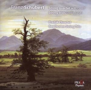 Streichquartette D 887/Trios D 471,D 581