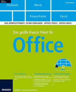 Das große Franzis Paket für Office