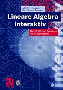 Lineare Algebra interaktiv. CD-ROM