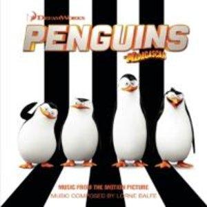 Die Pinguine aus Madagascar/OST