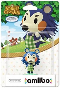 Amiibo Animal Crossing Collection - Tina