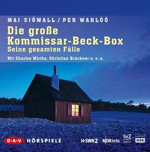 Die Große Kommissar-Beck-Box