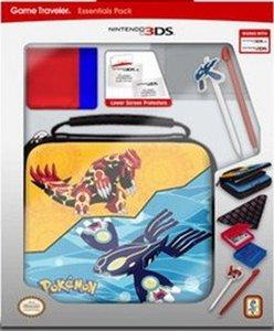 Essential Pack Pokémon Zubehör-Pack für Nintendo 2DS/3DSXL