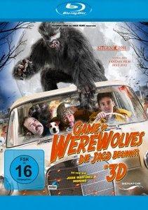 Game of Werewolves-Die Jagd beginnt! 3D BD