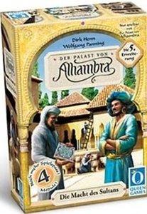 """Alhambra - Erw. 5 """"Die Macht des Sultans"""""""