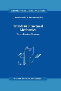 Trends in Structural Mechanics
