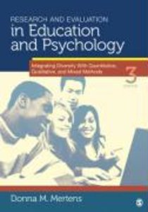 Mertens, D: Research in Education and Psychology