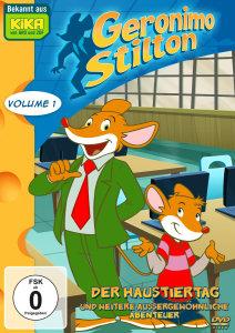 Geronimo Stilton (Volume 01) - Der Haustiertag