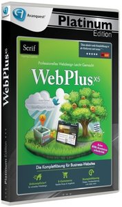 Serif WebPlus X5 - Avanquest Platinum Edition