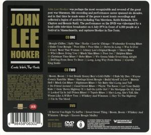 Cook With The Hook (2CD+DVD) - zum Schließen ins Bild klicken