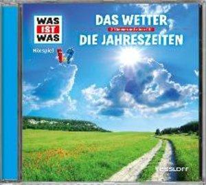 Was ist was Hörspiel-CD: Das Wetter/ Die Jahreszeiten