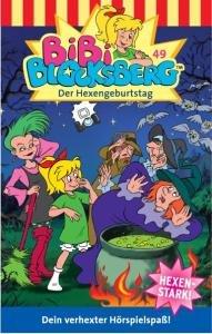Bibi Blocksberg 049. Der Hexengeburtstag. Cassette