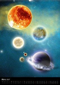Die Welt der Planeten