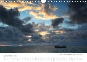 Fascination of Shipping On board around the world (Wall Calenda