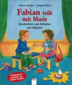 Fabian teilt mit Marie
