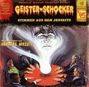 Geister-Schocker 45. Stimmen aus dem Jenseits